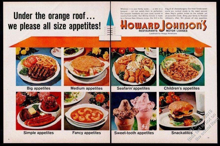 johnson's giant food menu