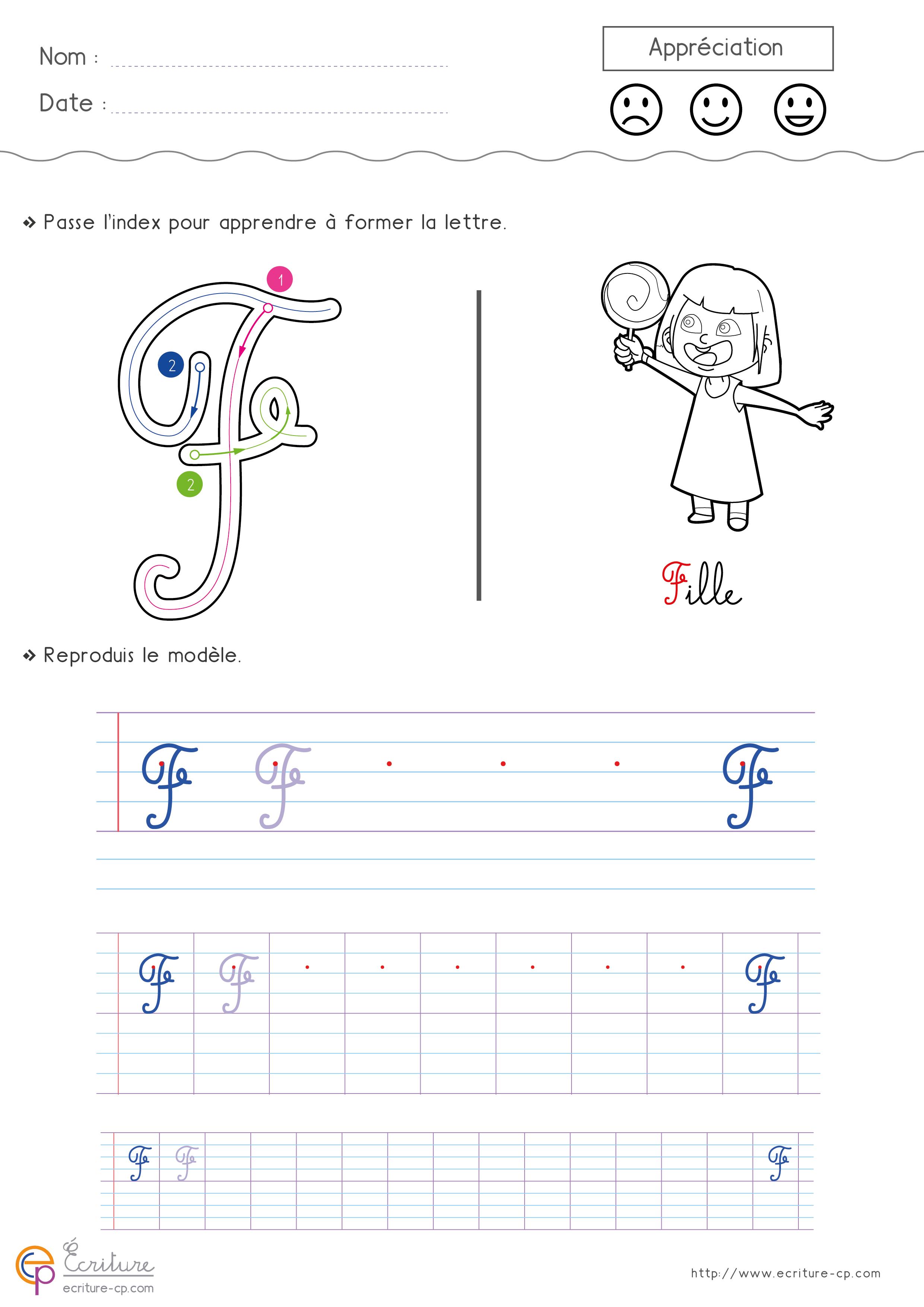 souvent feuille-d-ecriture-cp-ecrire-la-lettre-f-majuscule-wr58  VQ73