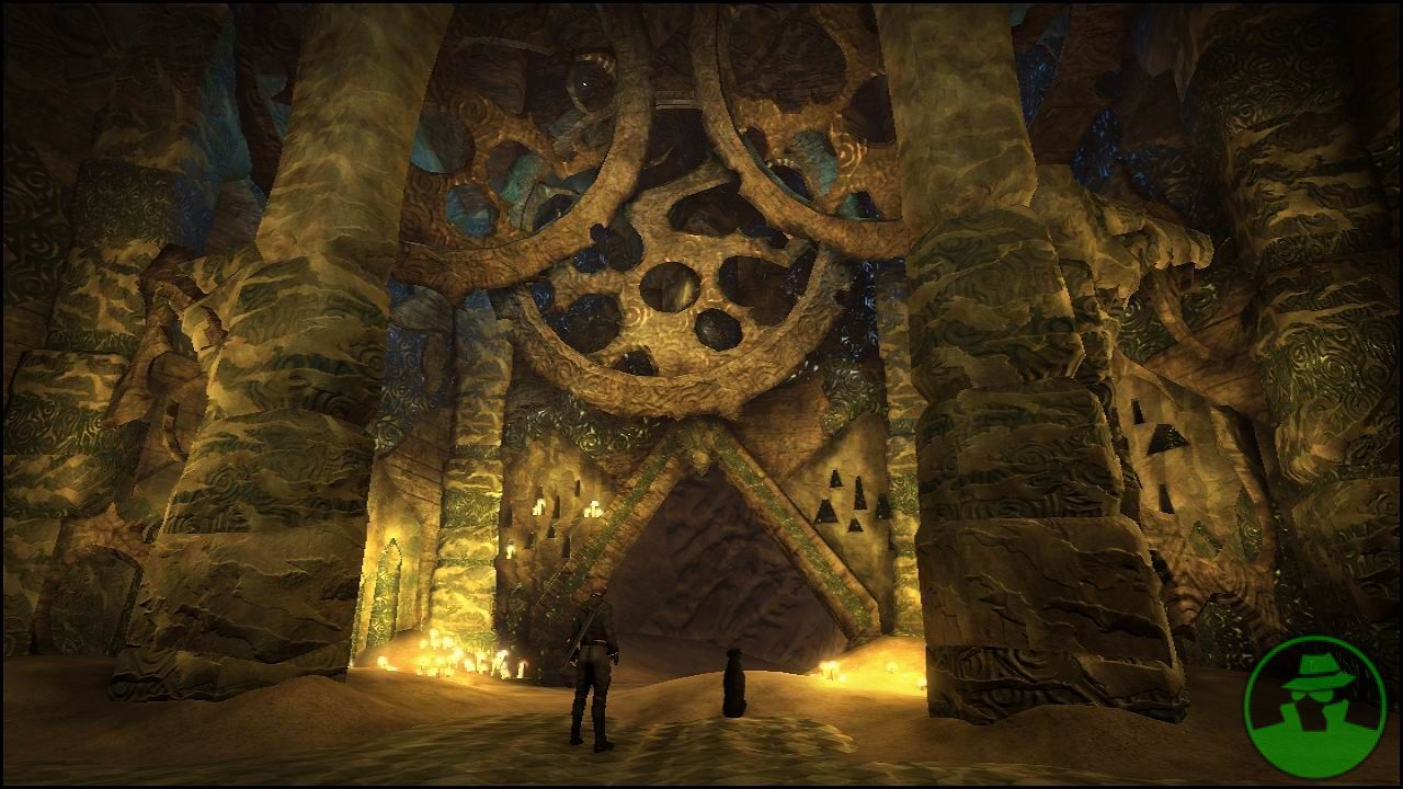 Screencap From Fable 3 Fables Fable 3 Art