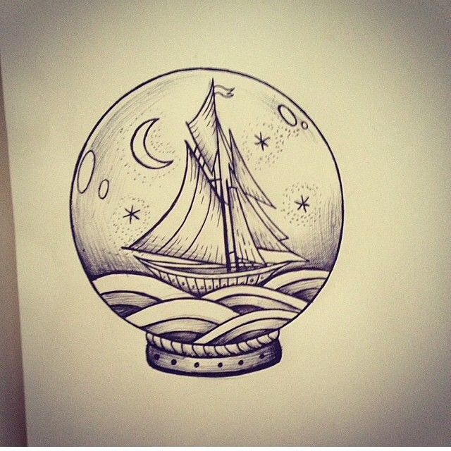 part of the snow globe tattoo series im working on tattoo tattooflash tattooartist. Black Bedroom Furniture Sets. Home Design Ideas