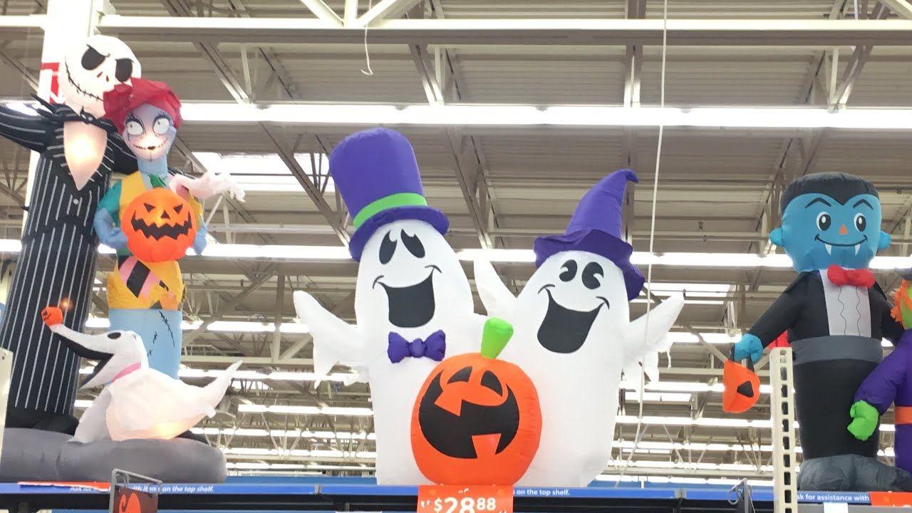 walmart halloween yard inflatables as low as da617a