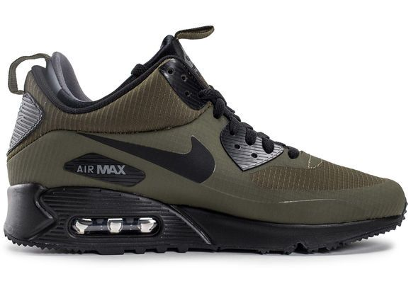 super popular 7924d f5eea Baskets/Running Air Max 90 Mid Winter Green NIKE | fly kicks ...