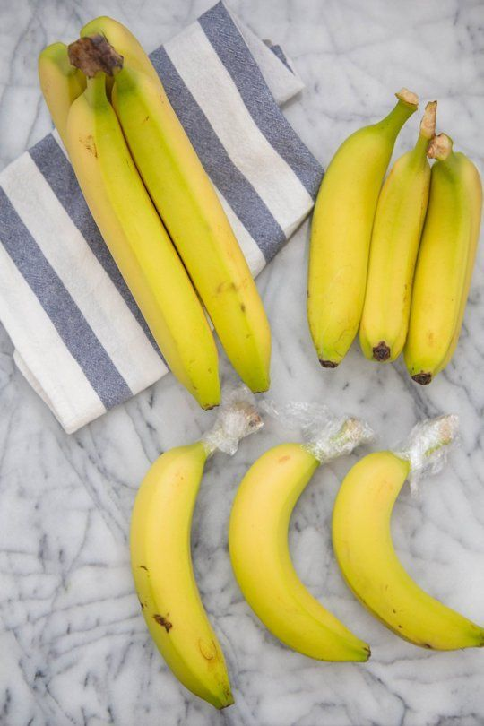 Do Bananas Really Ripen More Slowly When They're Separated? — Putting Tips to the Test in the Kitchen
