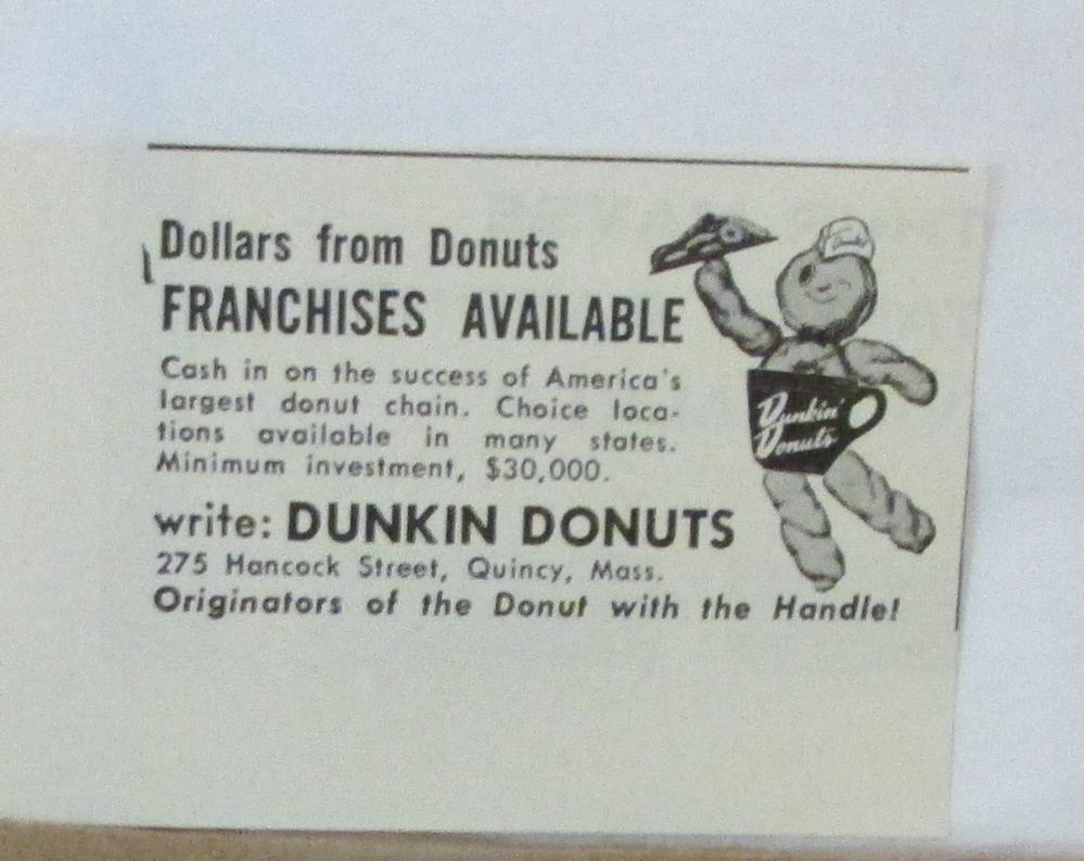 Best  Dunkin Donuts Franchise Ideas On Pinterest - Dunkin donuts location map usa