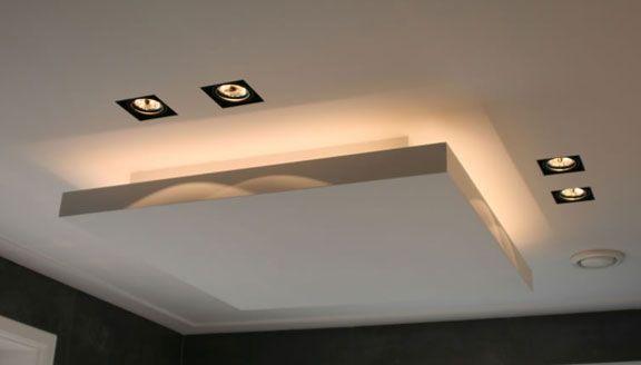 Woonkamer Verlichting Plafond : ... verlichting Plaatsen ...