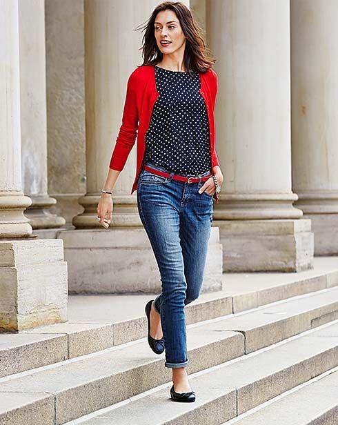 ffeb299dc9760a Typisch Paris: Mode & elegantes Intérieur - bei Tchibo | Lehrer Outfits |  Outfit ideen, Rote kleidung und Lässige arbeitskleidung