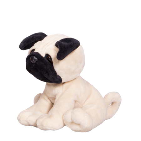 Petunia the Pug 8 inch https//www.countryscentscandles