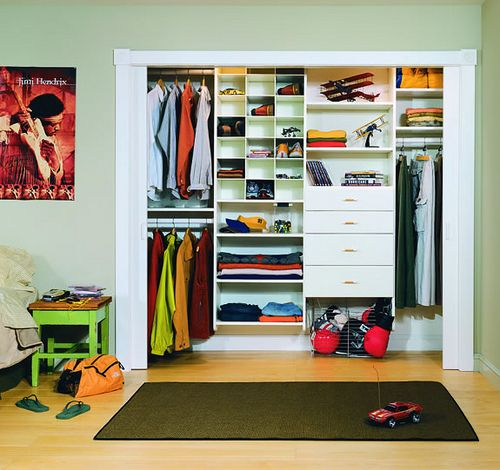 Teenagers Reach In Closet Storage Solutions Closet No Closet Solutions California Closets