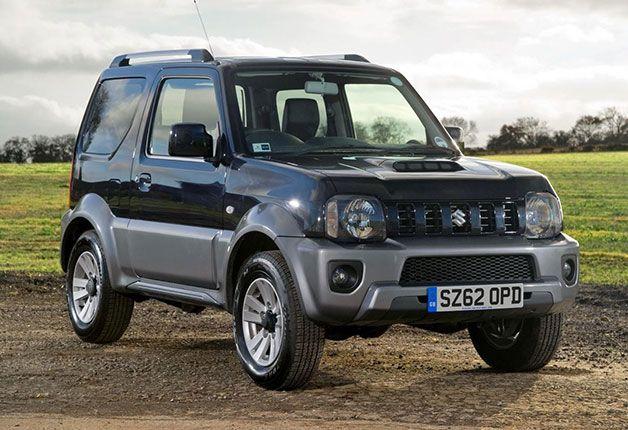 Suzuki Samurai lives on with new Jimny facelift