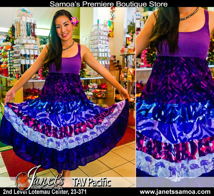 Pacific clothing store