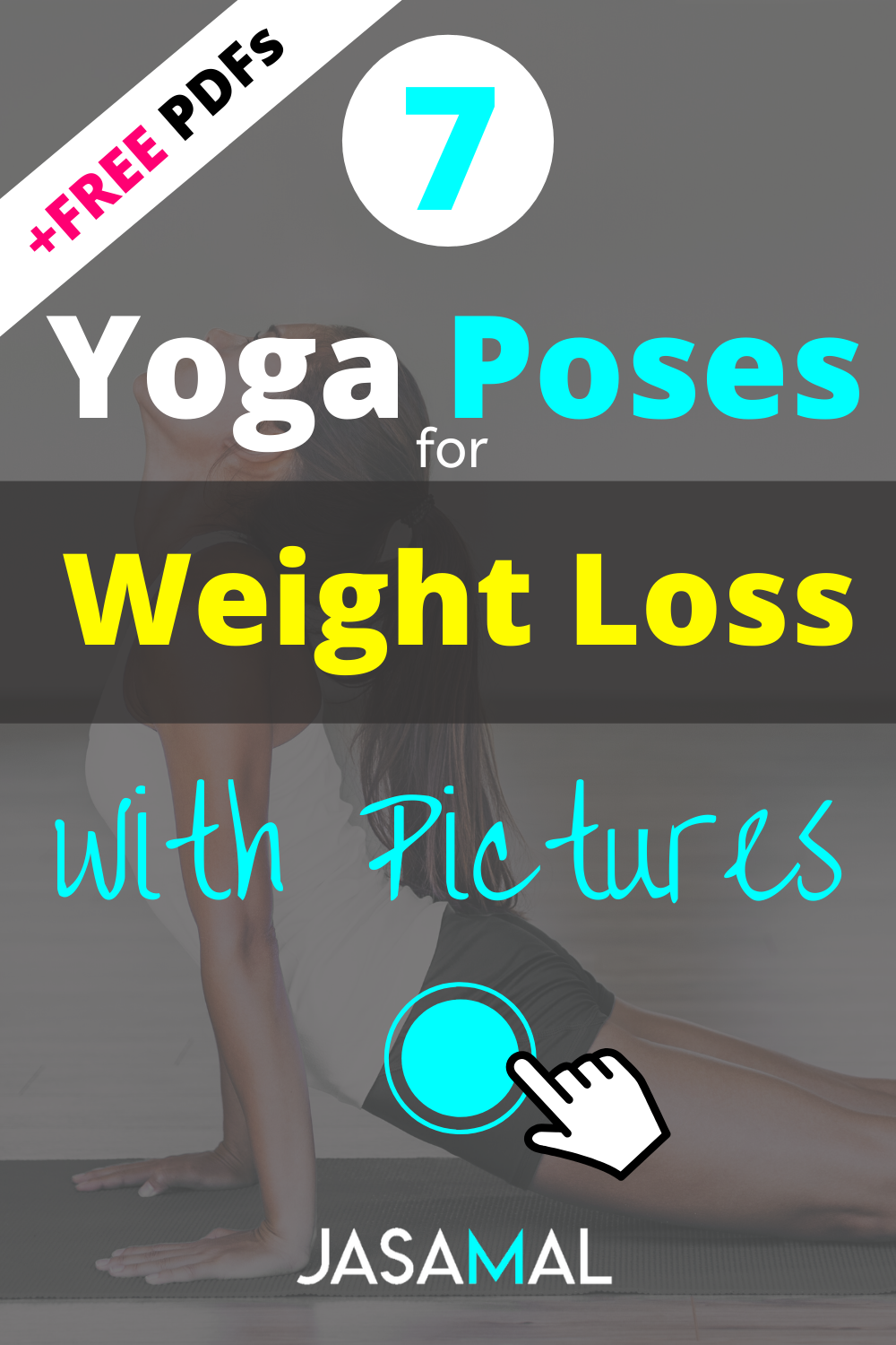 7 Must Know Yoga Poses for Weight Loss - Beginners - Jasamal