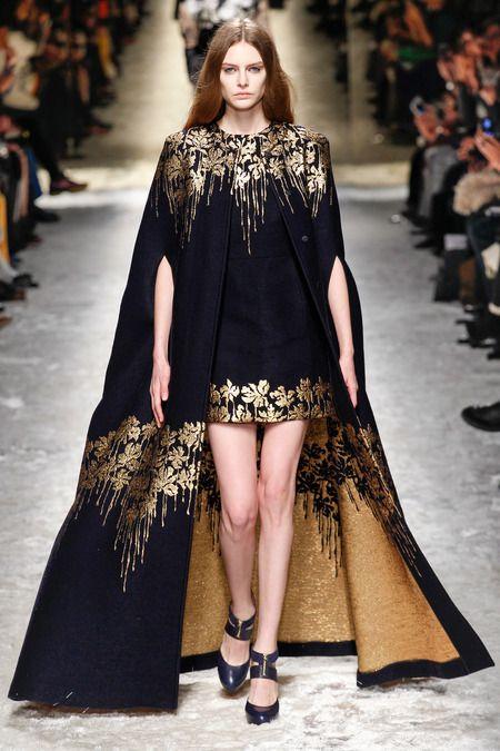 Blumarine | Fall 2014 Ready-to-Wear Collection | Style.com [Photo: Marcus Tondo / Indigitalimages.com]