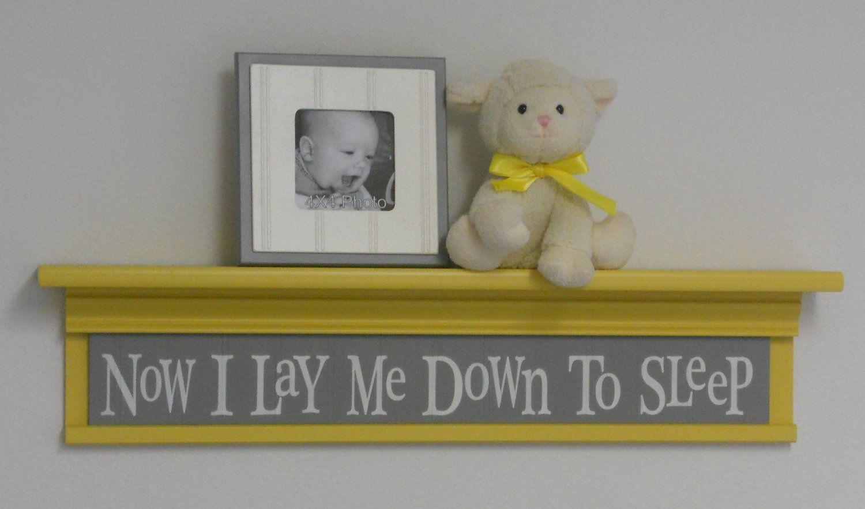 Yellow Gray Baby Nurseries - Nursery Decorating Ideas Grey Yellow ...