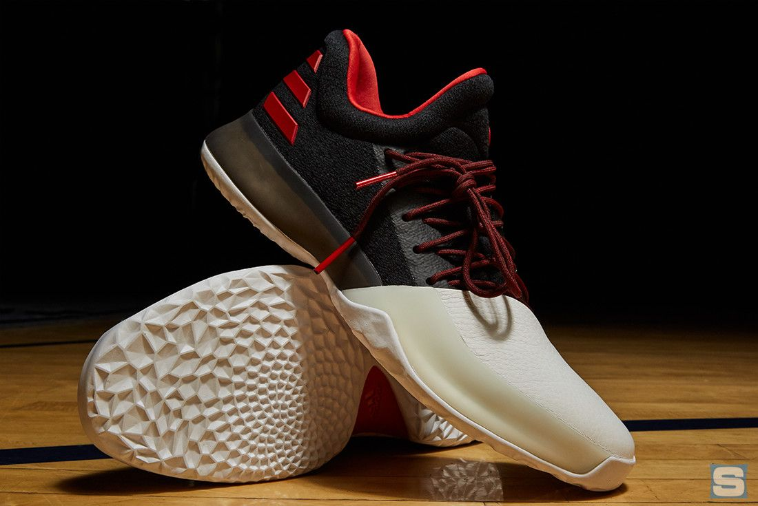 new arrival 75d79 d74a0 James Harden Signature Adidas Sneaker