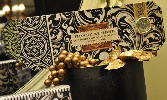 decorative soap! #michel #blackandwhite #oakville #ontario #retail #boutique #store #furniture #homedecor #winterberrylane