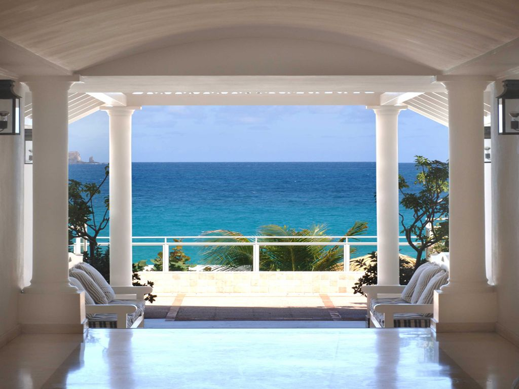 isle de france - st. barths. hard to beat for caribbean luxury