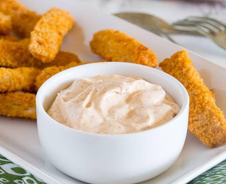 Spicy Cajun Dipping Sauce With Mayo Sour Cream Cajun Seasoning Garlic Lemon Juice Hot Sauce Sour Cream Dipping Sauce Fish Dipping Sauce Dipping Sauce