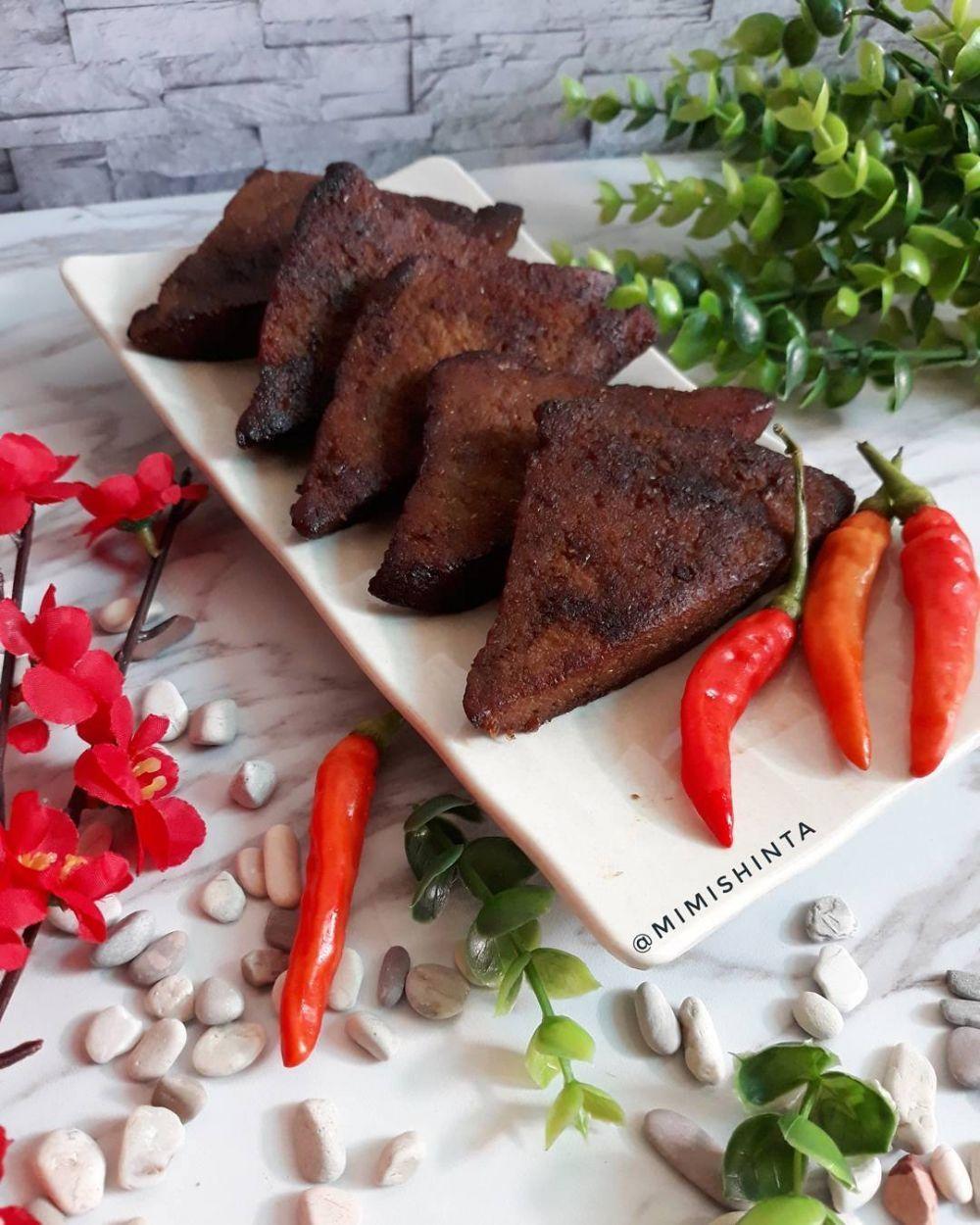 Resep Aneka Bacem Instagram Dhina Kesumawati Foodishpedia Di 2020 Resep Resep Masakan Resep Makanan