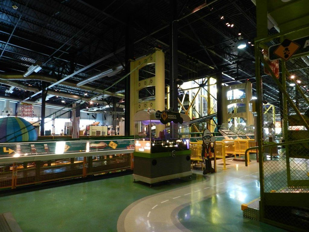 Michigan Science Center, Detroit See 89 reviews, articles