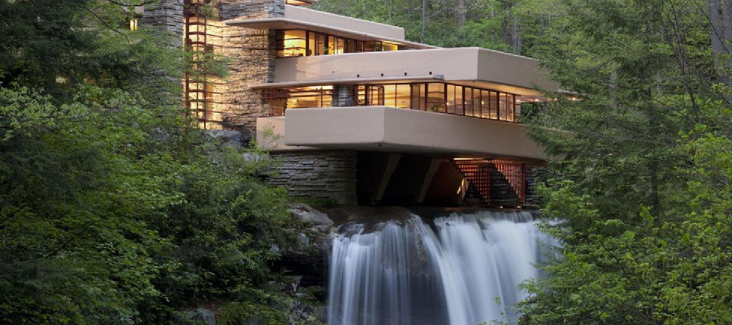 Top-Rated Tourist Attraction in Pennsylvania | Frank lloyd wright ...