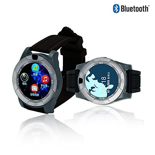 Indigi® NEW Bluetooth Smart Watch Phone  Time+Call+Music  Caller ID  Phonebook Messaging. Find this Pin and more ... a8adadae3c2