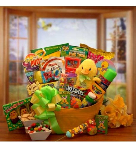 Send a little sunshine their way this easter our soft furry easter sunshine little duckling gift pail send a little sunshine their way this easter our soft furry duckling is surrounded by tasty easter treats and fun negle Image collections