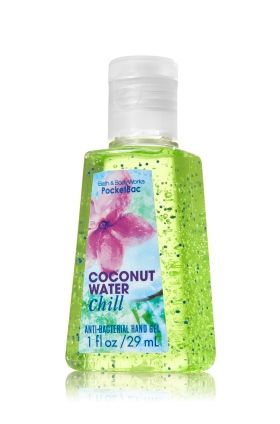 Coconut Water Pocketbac Sanitizing Hand Gel Anti Bacterial