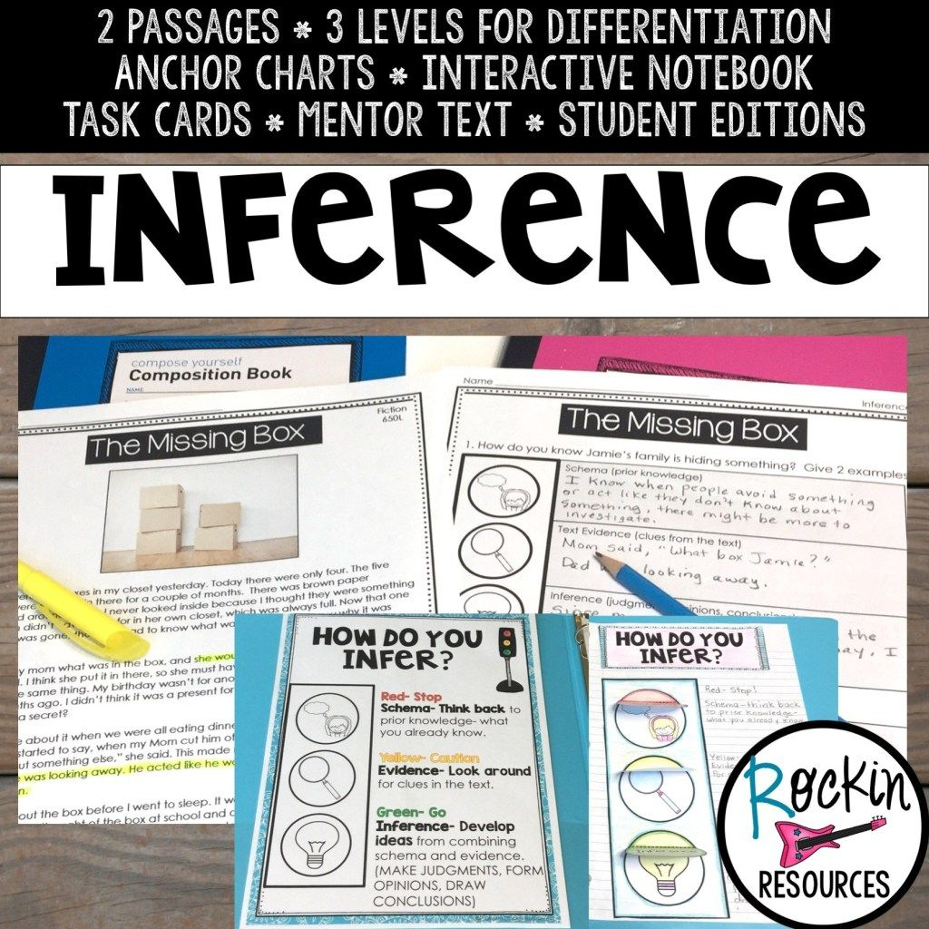 How To Teach Inference