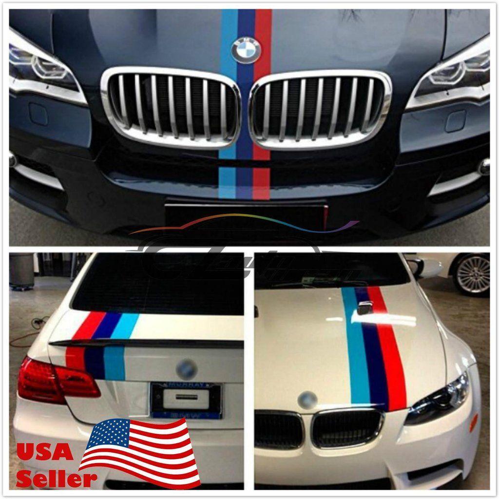 M Performance BMW Racing Stripe Car Bmw, Racing