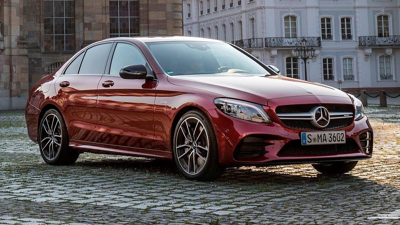 2019 Mercedes Benz C Class C 43 Amg 4matic Sedan Interior Exterior And Drive Benz C Mercedes Car Mercedes Benz