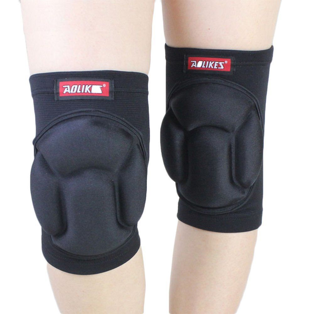 Sumifun 2pcs Sports Outdoors Safety Knee Pads Protection Football Cycling Extreme Sports Kneepads Protector Prote Volleyball Knee Pads Extreme Sports Knee Pads