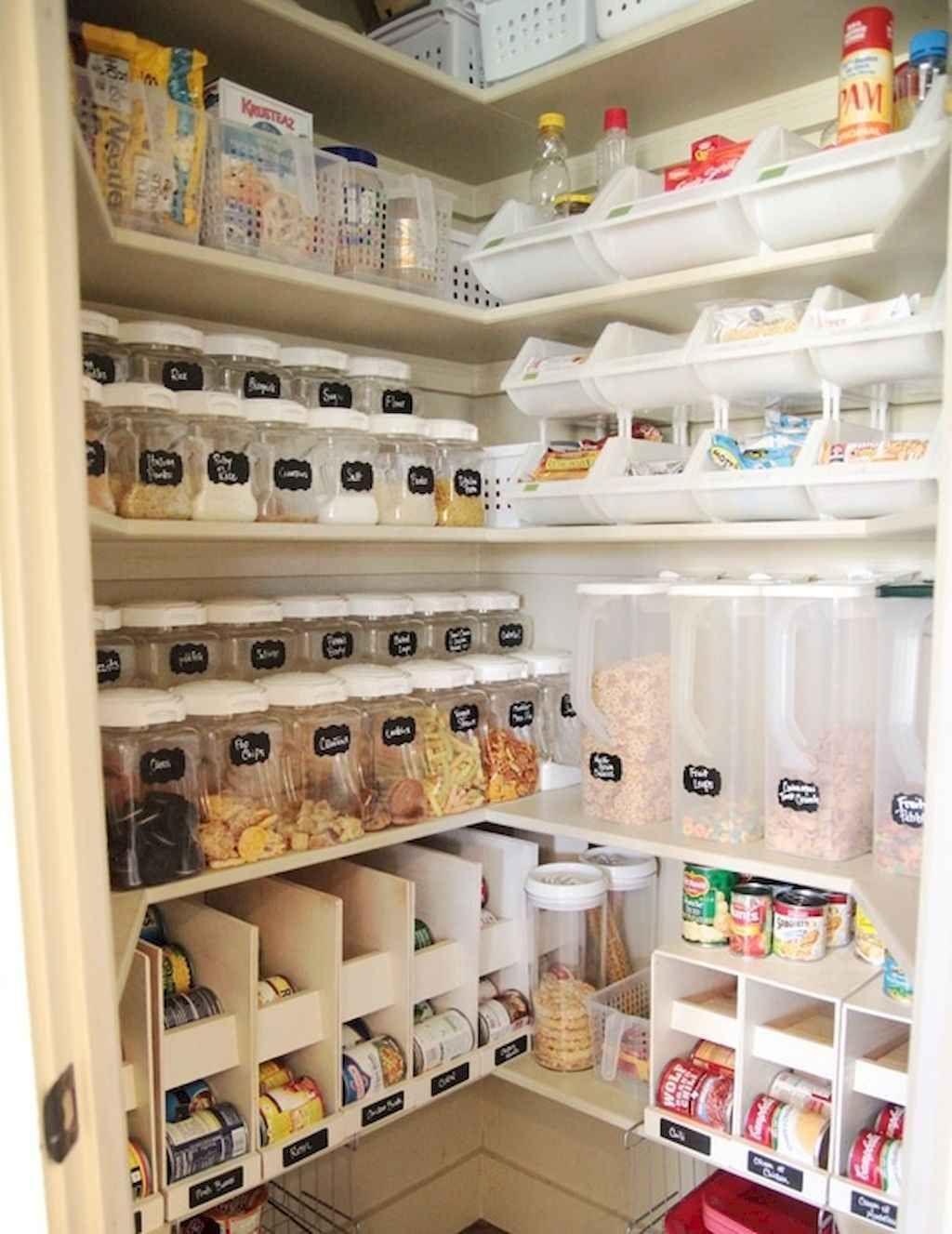 33 Genius Kitchen Organization Ideas Redecorationroom Small Kitchen Storage Kitchen Organization Diy Small Kitchen Storage Solutions