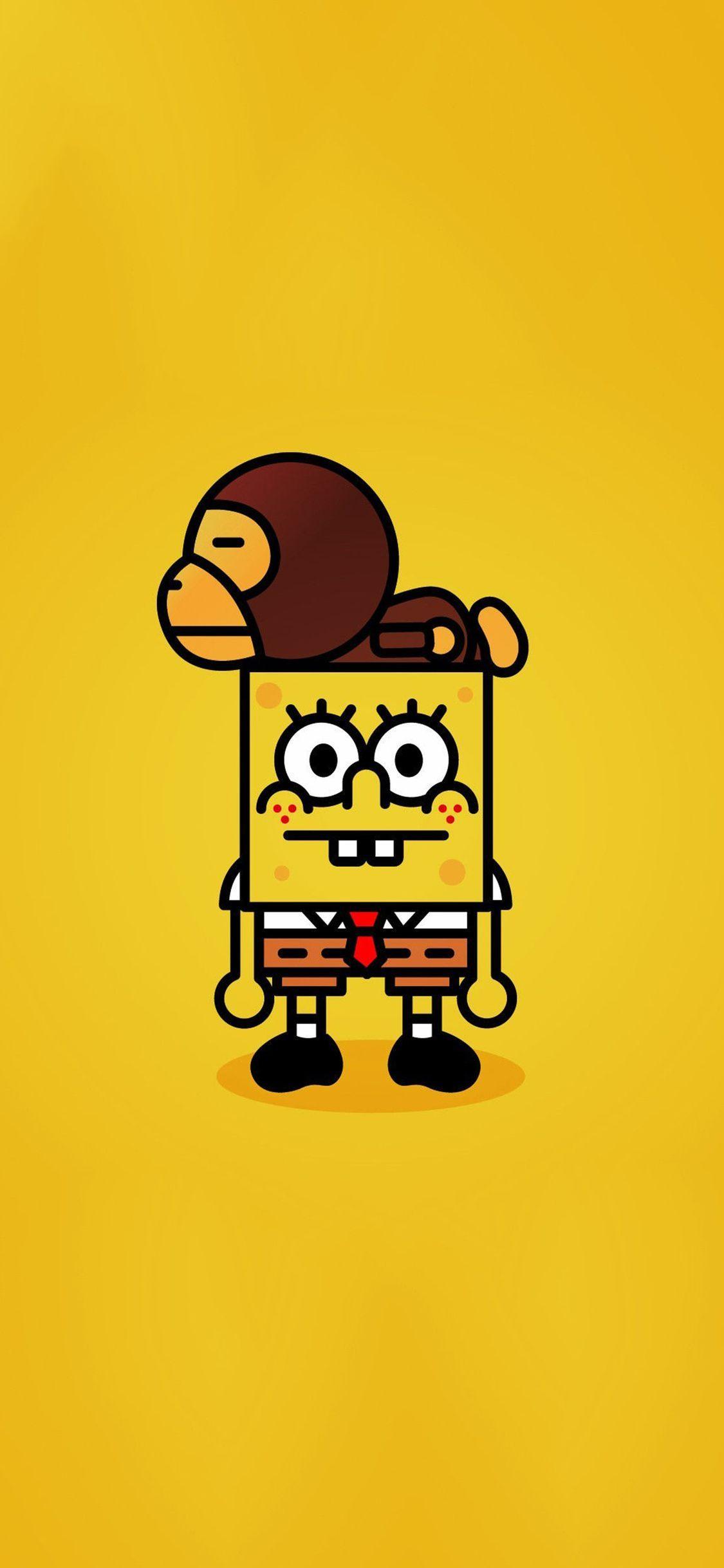 Spongebob Squarepants Spongebob Wallpaper Cartoon Wallpaper Cartoon Wallpaper Iphone
