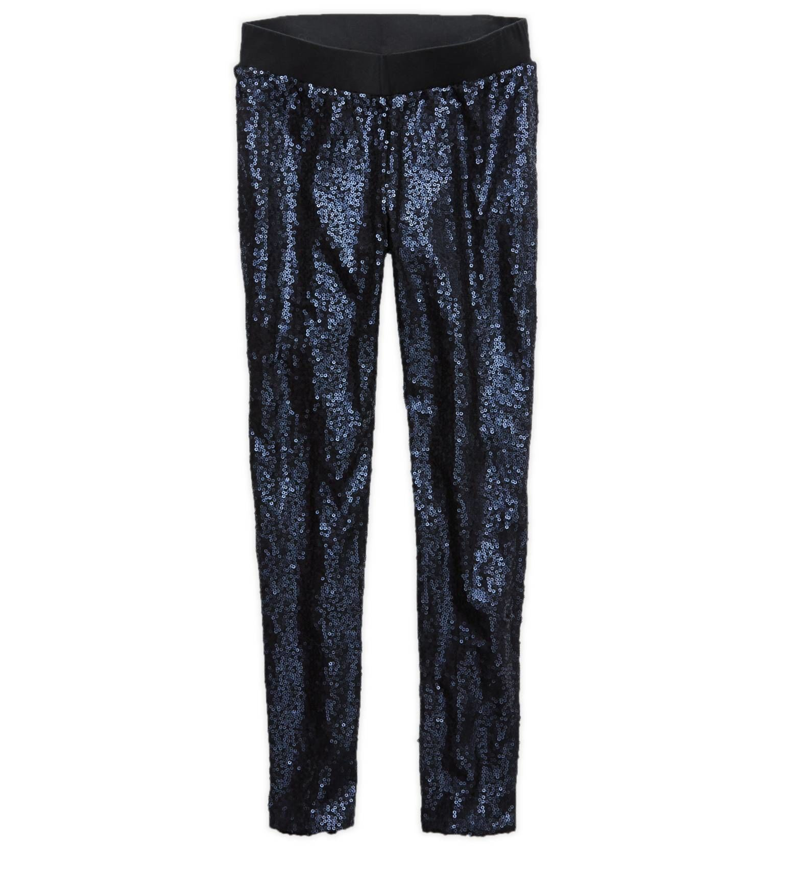 Tyler's Sparkly Lounge Pants - Fashionista