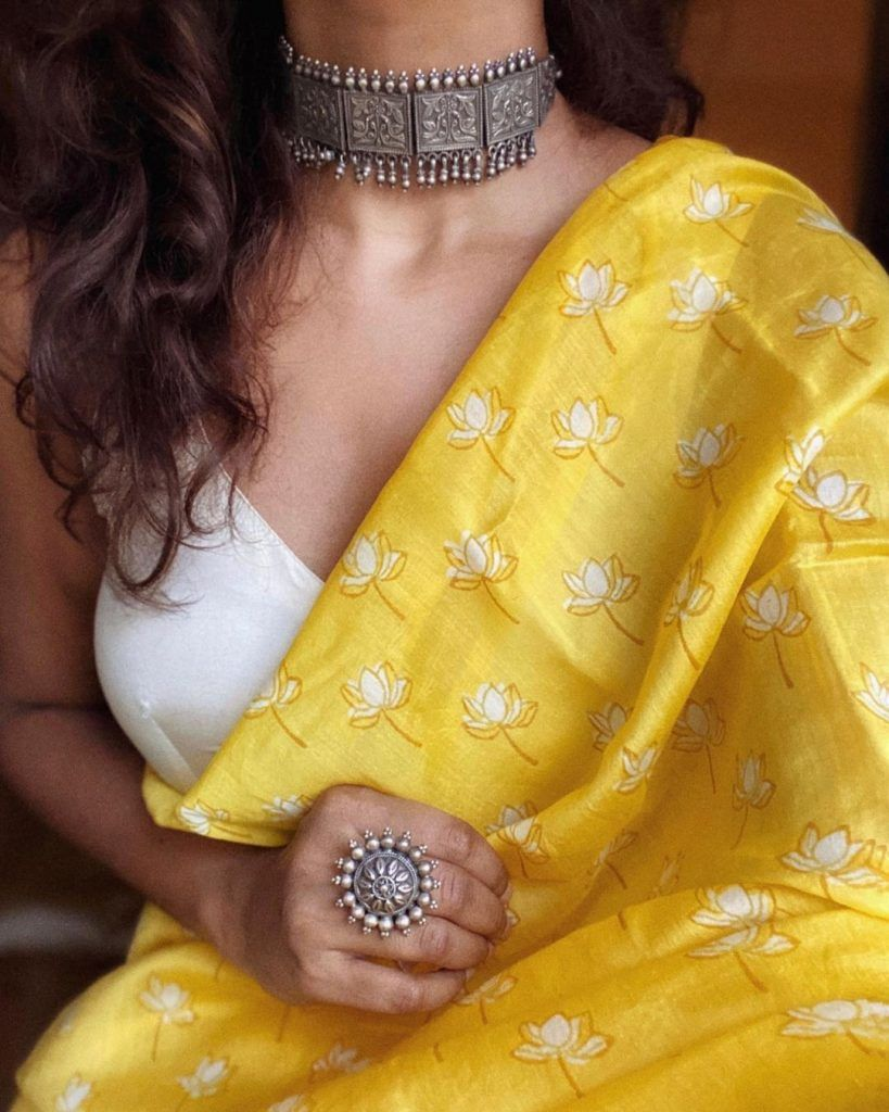 Amazing Jewellery Styling Tips For Sarees!! • Sout
