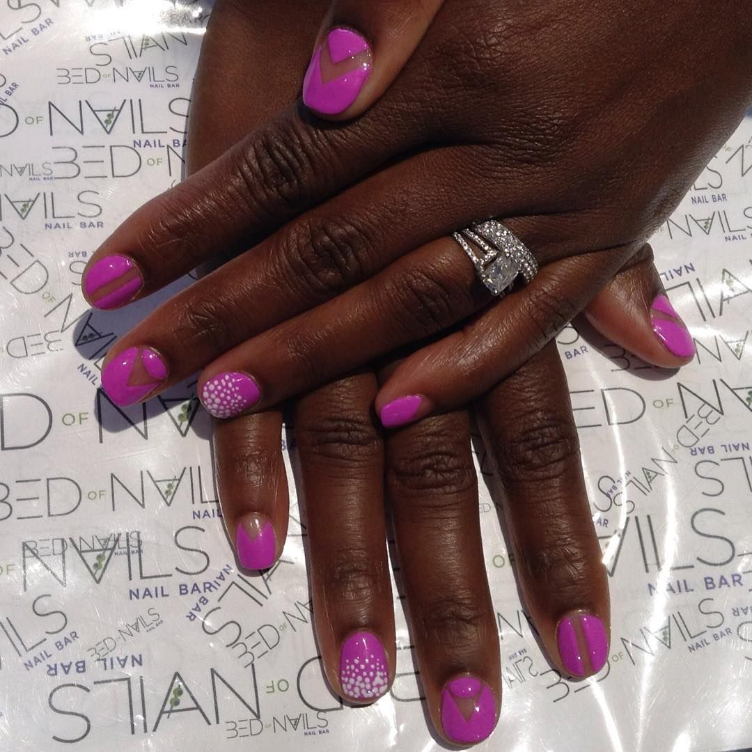 isnt_it_delightful requested a beautiful #GelManicure with hand ...