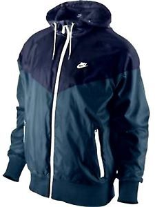 db93859ec668 NIKE WINDRUNNER MEN S SQUADRON BLUE RUNNING JACKET  rain  golf