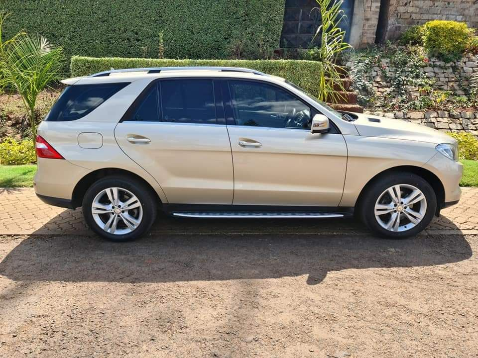 Hire Purchase Trade in OK Mercedes Benz ML350 Fully Loaded