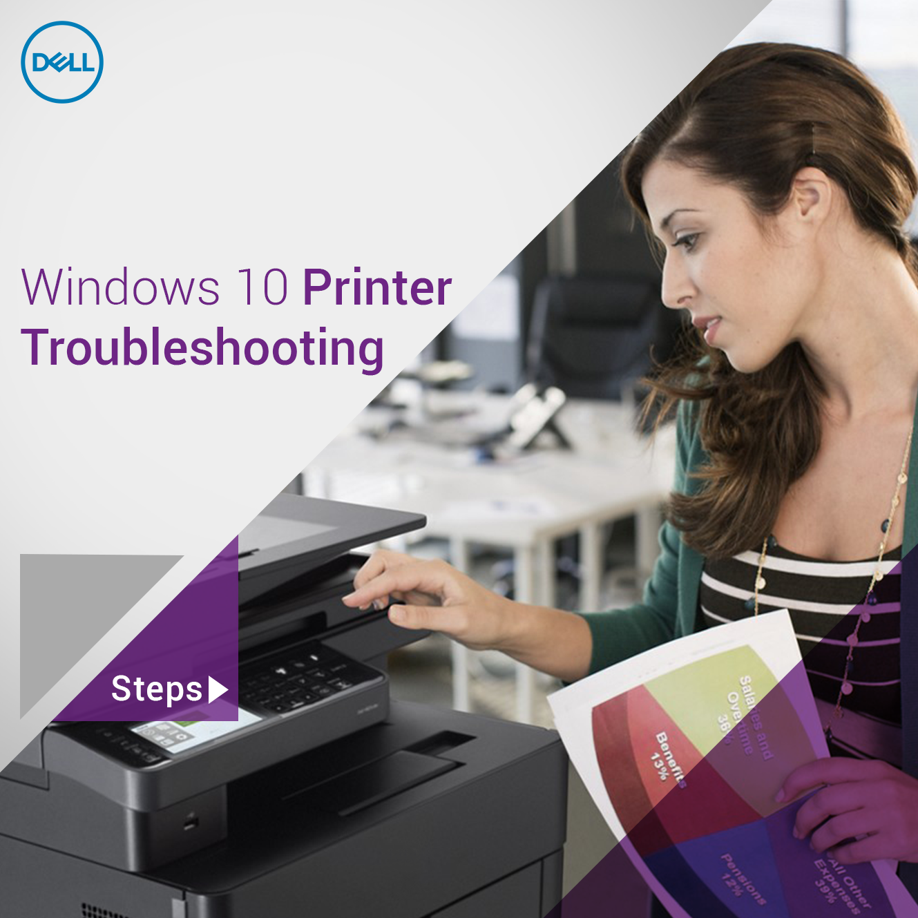 Having problems with a network printer? We can help.