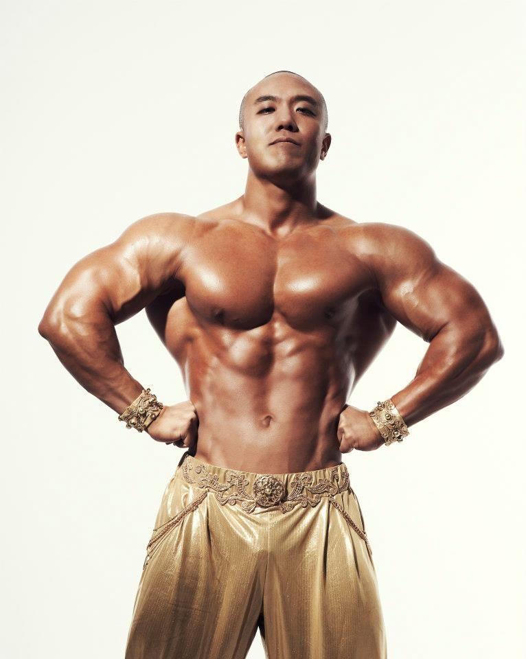 Sean lee korean bodybuilder webcam