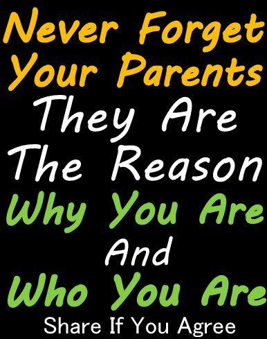 Share If You Respect Your Parents Fathers Day Love Quotes