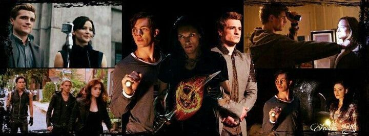 Hunger Games and The Mortal Instruments