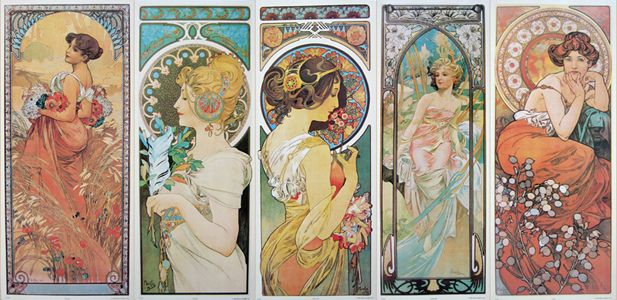 Mucha tattoo inspiration pinterest art nouveau tattoo nouveau art nouveau tattoo recent photos the commons getty collection galleries world map app gumiabroncs Gallery