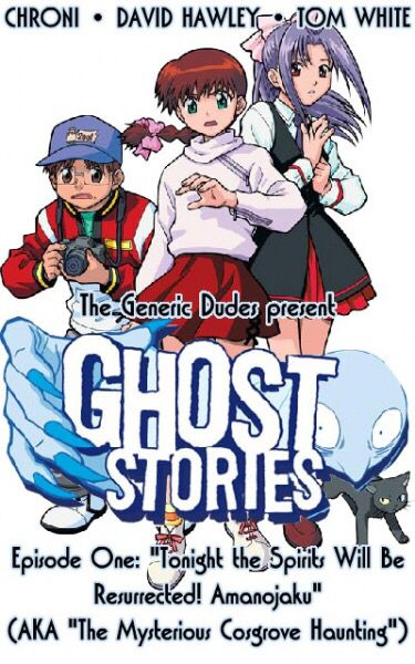 Ghost Stories Anime Is