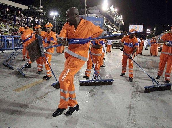 Carnaval Río de Janeiro 2013 (© Reuters)