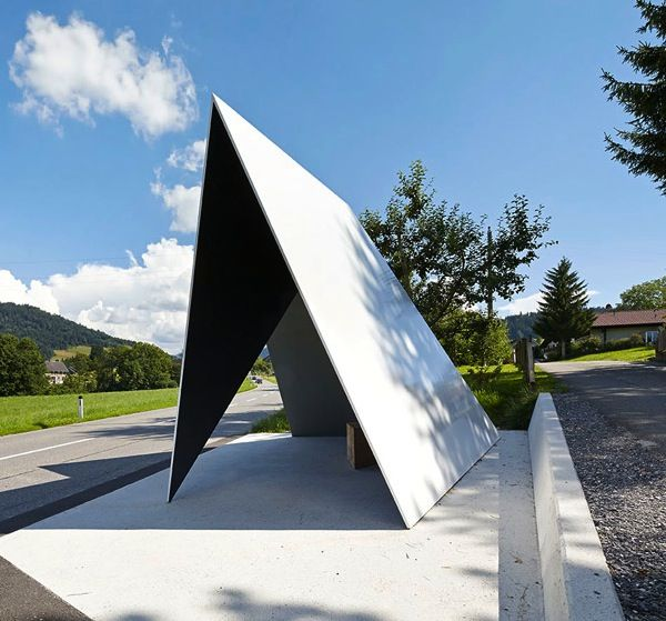 Lustiges von der bushaltestelle concrete shells pinterest bushaltestelle architektur und - Beruhmte architektur ...