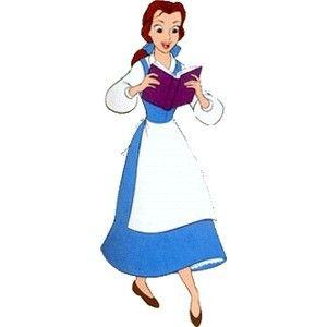 belle disney blue dres...
