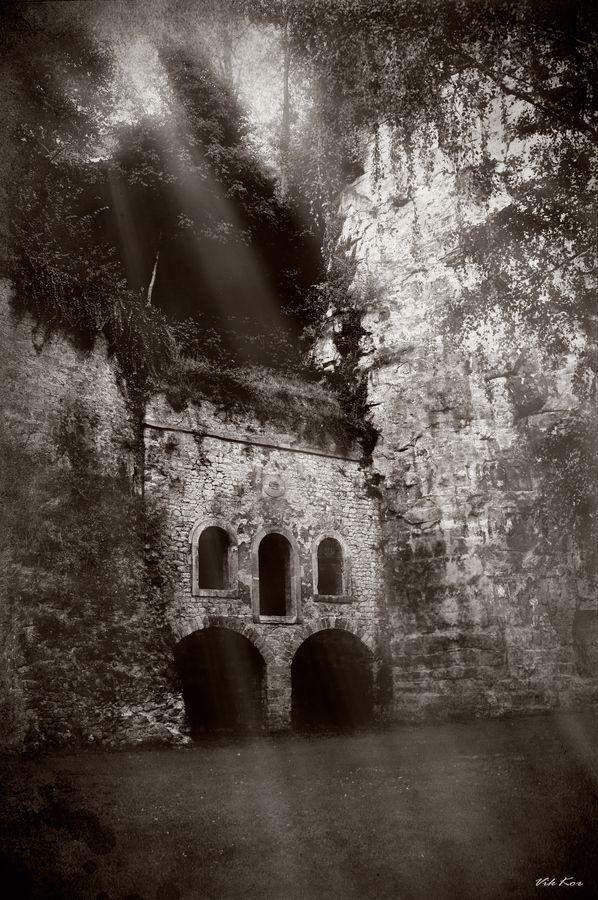 Ancient castles of Luxembourg by Viktor Korostynski, via 500px