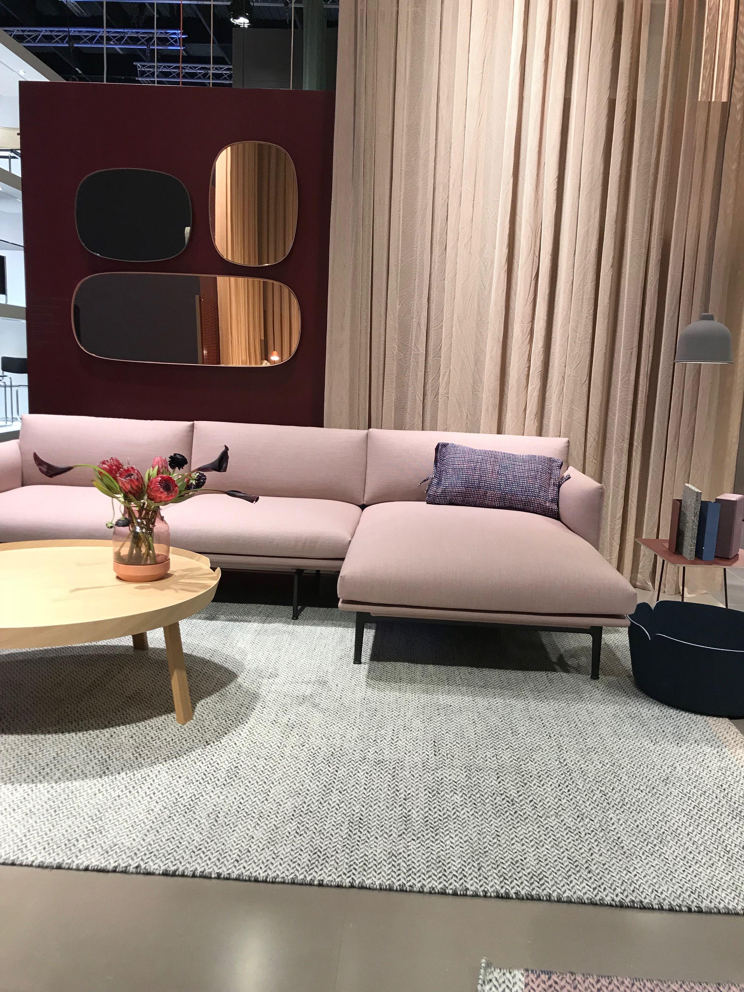 Koln 2018 Wohnideeluzern Muuto Outline Sofa