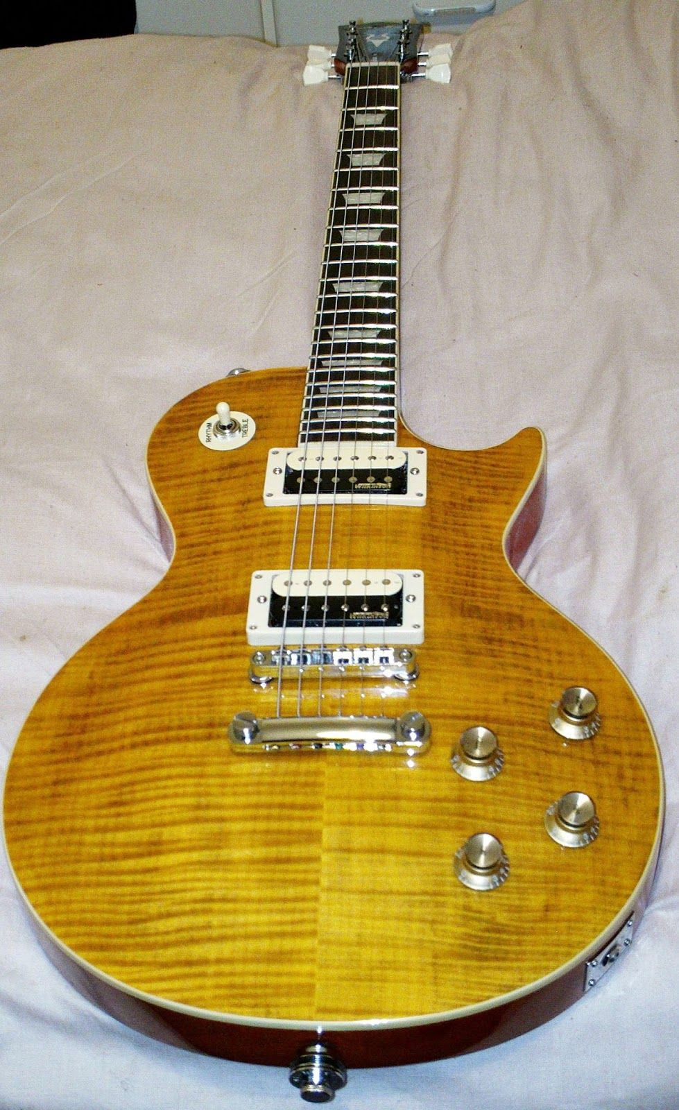 Image result for Harley Benton les paul copy | Faux Les For